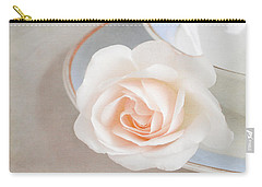The Sweetest Rose Carry-all Pouch by Lyn Randle
