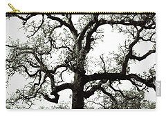 The Tree Carry-all Pouch by Holly Blunkall