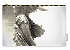 The Winged Victory - Paris Louvre Carry-all Pouch