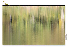 Carry-all Pouch featuring the photograph The Woods by Penny Meyers