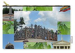 Carry-all Pouch featuring the photograph This Is Lietuva- Lithuania by Ausra Huntington nee Paulauskaite