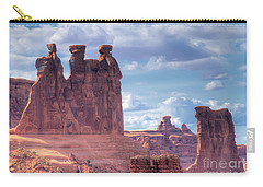 Three Gossips Carry-all Pouch
