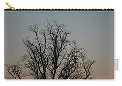 Through The Boughs Portrait Carry-all Pouch by Dan Stone