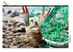 Crab Throw Me Something Mister Carry-all Pouch