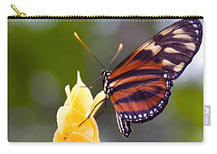 Tiger Longwing Carry-all Pouch