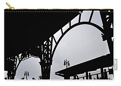 Tiger Stadium Silhouette Carry-all Pouch