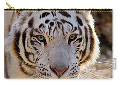 Tiger Stripes Exotic Animal Sanctuary 8 Carry-all Pouch