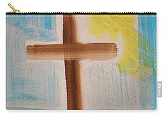 Tim Tebow's Cross-easter Monday Carry-all Pouch