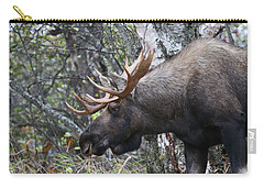 Carry-all Pouch featuring the photograph Tired Eyes by Doug Lloyd