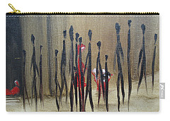 Too Busy To Notice Carry-all Pouch by Judith Rhue