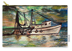 Trawling Carry-all Pouch