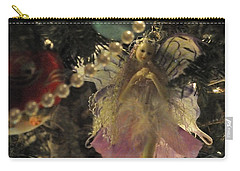 Tree Fairy Tfp Carry-all Pouch by Jim Brage