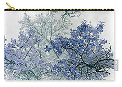Trees Above Carry-all Pouch