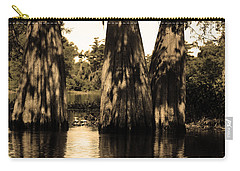 Trees In The Basin Carry-all Pouch