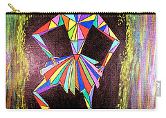 Triangle Woman Carry-all Pouch