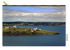 Trinity Bay Carry-all Pouch by Leanna Lomanski