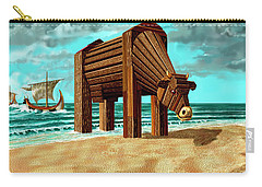 Trojan Cow Carry-all Pouch