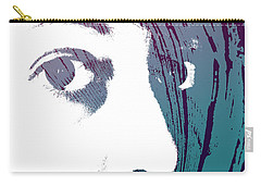 Carry-all Pouch featuring the photograph True Colors by Lauren Radke