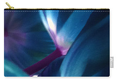 Tulip Blues Carry-all Pouch