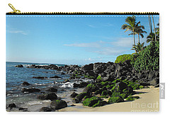 Turtle Beach Oahu Hawaii Carry-all Pouch
