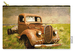 Two Ton Truck Carry-all Pouch by Alyce Taylor