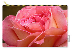 Carry-all Pouch featuring the photograph Unfolding by Rory Sagner