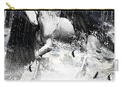 Unicorn's Complexities Carry-all Pouch by Lourry Legarde