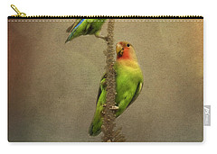 Up And Away We Go Carry-all Pouch by Saija  Lehtonen