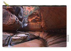 Upper Subway Carry-all Pouch