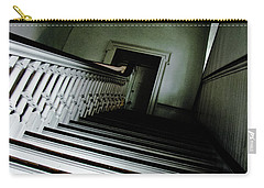 Upstairs Carry-all Pouch by Jessica Brawley