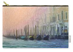 Venetian Gondolas Carry-all Pouch