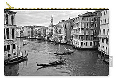 Carry-all Pouch featuring the photograph Venezia by Eric Tressler