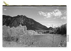 Carry-all Pouch featuring the photograph View From The River by Kathleen Grace