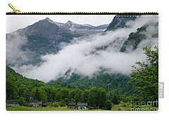 Village In The Alps Carry-all Pouch