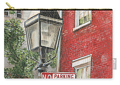 Village Lamplight Carry-all Pouch