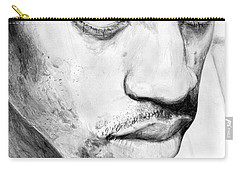 Vince Carter Carry-all Pouch by Tamir Barkan