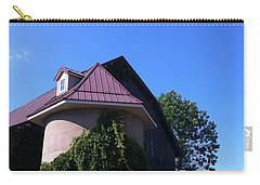 Carry-all Pouch featuring the photograph Vineyard by Tiffany Erdman