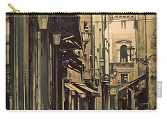 Vintage Bologna Italy Carry-all Pouch