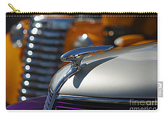 Vintage Inspiration Carry-all Pouch by Vicki Pelham