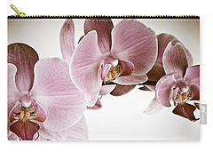 Vintage Orchid Carry-all Pouch