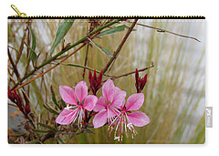 Visiting The Pink Guara Carry-all Pouch