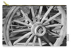 Wagon Wheel Carry-all Pouch