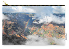 Waimea Canyon Rainbow Carry-all Pouch