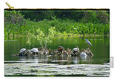 Wakulla Springs Wildlife Carry-all Pouch