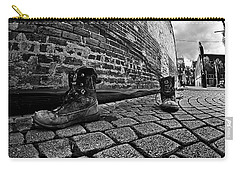 Carry-all Pouch featuring the photograph Walkabout by Dan Wells
