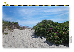Walking Through The Dunes Carry-all Pouch
