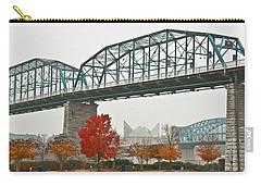 Walnut Street Bridge Carry-all Pouch