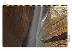 Water Canyon Carry-all Pouch by Susan Rovira
