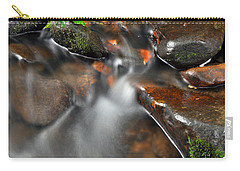 Water Over Rocks Carry-all Pouch