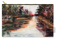 Water-way Oil Painting Carry-all Pouch
